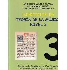 Ejercicios Teoría de la Música Nivel 3