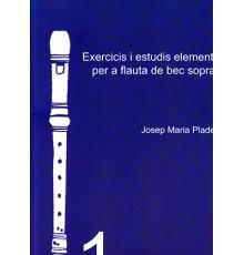 Exercicis i Estudis Elementals per a Fla