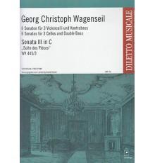 Sonata III Suite des Pieces Wv 445/3
