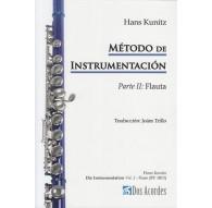 Método de Instrumentación Parte II: