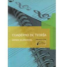 Cuaderno de Teoría Vol.1 Grado Elemental