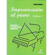 Improvisación al Piano Vol. II