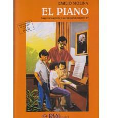El Piano. Improvisación y Acompañami. 2º