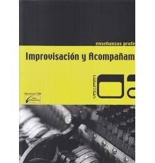 Improvisación y Acompañamiento Vol. 2 Gr