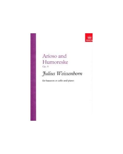 Arioso and Humoreske Op. 9