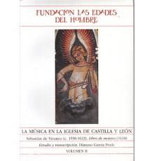 Motetes Vol. II. Música Iglesia Castilla