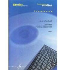 50 Etudes Faciles et Progressives.