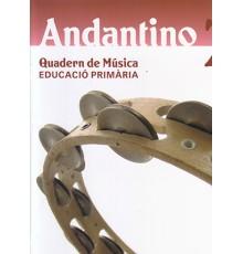 Andantino 2. Quadern de Música (Català)
