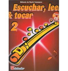 Escuchar, Leer & Tocar. Flauta 2   CD
