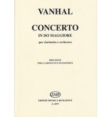 Concerto in Do Maggiore/ Red.Pno.