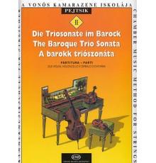The Baroque Trio Sonata II
