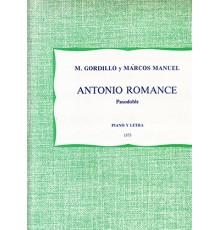 Antonio Romance