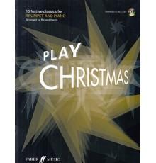Play Christmas Trumpet   CD