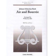 Air and Bourée