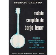 Método de Banjo Tenor
