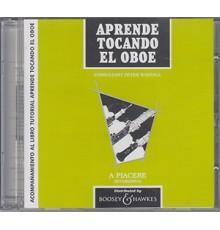 Aprende Tocando el Oboe CD Castellano