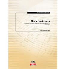 Boccheriniana (2018-AV79d)/ Score & Part