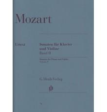 Sonaten fü Klavier und Violine Band II