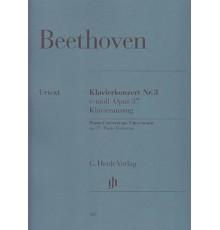 Klavierkonzert Nº 3 C moll Op.37/ Red.Pn