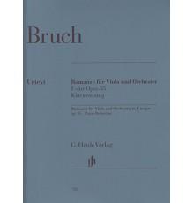 Romanze fur Viola und Orchester F-Dur Op