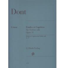 Etudes et Caprices Op. 35