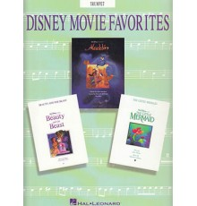 Disney Movie Favorites Trumpet