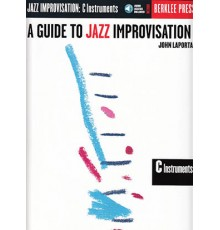A Guide To Jazz Improvisation   CD
