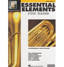 Essential E. for Band Tuba Book 1