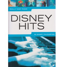 Really Easy Piano 20 Disney Hits