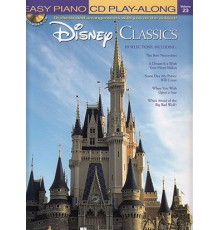 Easy Piano Disney Classics   CD Vol. 23