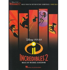 Incredibles 2 - Piano Solo