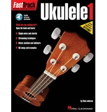 FastTrack Ukulele Method 1/ Audio Acces