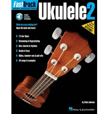 FastTrack Ukulele Method 2/ Audio Online