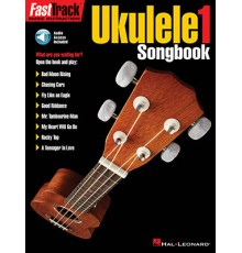 FastTrack Ukulele Songbook 1 / Audio Onl