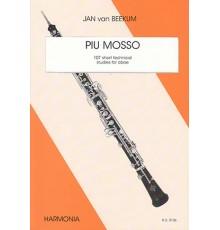 Piu Mosso. 107 Short Technical Studies