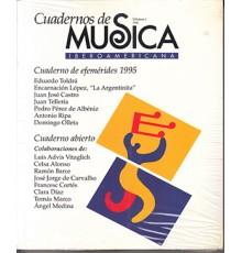 Cuadernos de Música Iberoamericana Vol.1