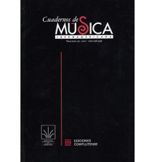 Cuadernos de Música Iberoamericana 30