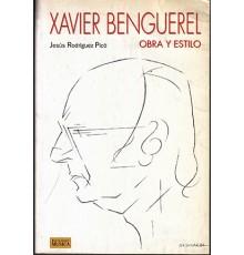 Xavier Benguerel. Obra y Estil