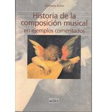 Historia de la Composición Musical.