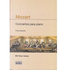 Mozart. Conciertos para Piano