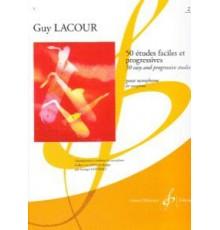 50 Etudes Faciles et Progressives Vol. 2