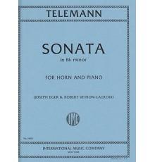 Sonata en Bb minor