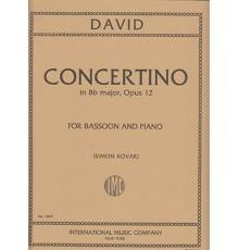 Concertino Op. 12