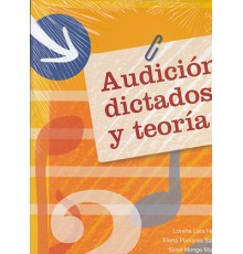 Audición, Dictados y Teoría 2   CD