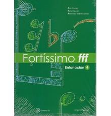 Fortíssimo fff Entonación 4   CD