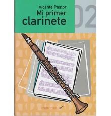 Mi Primer Clarinete Vol. 2