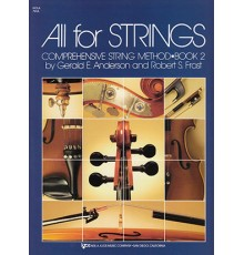 All for String. Viola. Book 2