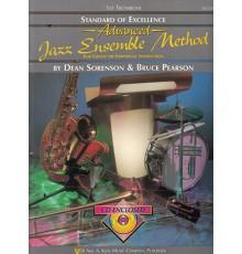 Advanced Jazz Ensemble Method 1 Trombone