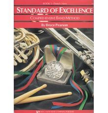 Standard of Excellence Bk 1 F Horn