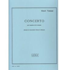 Concerto pour Sax Alto et Orchestre/ Red